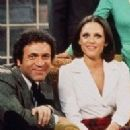 David Groh and Valerie Harper