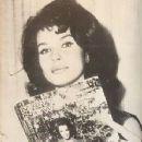 Senta Berger - Movie News Magazine Pictorial [Singapore] (November 1964) - 352 x 470