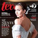 Michelle Vieth, La Otra Cara del Alma - Teve Diario Excelsior Magazine Cover [Mexico] (29 November 2012)