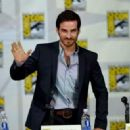 Colin O'Donoghue-July 26, 2014-San Diego Comic-Con Fan Favorite Panel