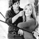 Roman Polanski and Sharon Tate - 369 x 415