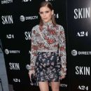 Kate Mara – Red Carpet at Special Screening Of A24's 'Skin' in Hollywood
