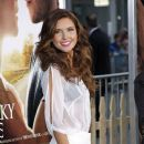 "Audrina Patridge arrives to the premire of Warner Bros. Pictures' ""The Lucky One"" at Grauman's Chinese Theatre on April 16, 2012 in Hollywood"