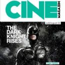 The Dark Knight Rises - Cine Magazine Cover [Serbia] (August 2012)