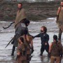 Kit Harington- October 24, 2016- 'Game of Thrones' Season 7 Films in Spain - 454 x 530