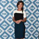 Vanessa Lachey arrives to the 2014 Fox All-Star Party at the Langham Hotel on January 13, 2014 in Pasadena, California - 402 x 594