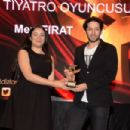 Mert Firat - Yildiz Teknik University 2015 Awards - 454 x 302