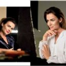 Marta Zmuda Trzebiatowska - Face & Look Magazine Pictorial [Poland] (May 2018) - 454 x 326