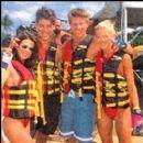 Steve Burton and Tara Reid - 274 x 279