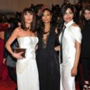 Freida Pinto at the MET Ball