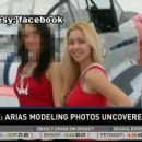 Newly Released Modeling Photos of Jodi Arias - 454 x 253
