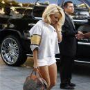 Pamela Anderson - Malibu, 2008-08-21