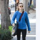 Brie Larson – Out in West Hollywood