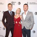 Luke Evans- April 20, 2016- 'High-Rise' Premiere - 2016 Tribeca Film Festival