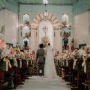 Barbara Fialho and Rohan Marley Wedding - 454 x 302