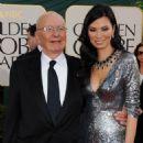 Rupert Murdoch and Wendi Deng - 454 x 591