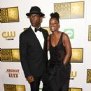Isaiah Washington and Jenisa Marie Washington - 395 x 594