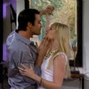 Gilles Marini and Beth Behrs