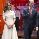 The Duke & Duchess of Cambridge :  Meet Young Entrepreneurs