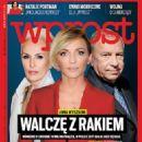Anna Wyszkoni - Wprost Magazine Cover [Poland] (30 January 2017)