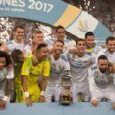 Real Madrid v FC Barcelona - Supercopa de Espana: 2nd Leg - 454 x 300