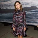 Jenna-Louise Coleman – Erdem Spring/Summer Collections 2017 Show in London 9/19/2016 - 454 x 659