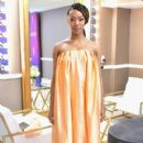 Sonequa Martin-Green attends The 21st CDGA (Costume Designers Guild Awards) at The Beverly Hilton Hotel on February 19, 2019 in Beverly Hills, California - 400 x 600