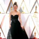 Maria Menounos – 2018 Academy Awards in Los Angeles - 454 x 660