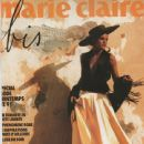 Helena Christensen - Marie Claire Magazine [France] (May 1991)