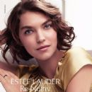 Arizona Muse for Estée Lauder Re-nutriv 2014 Ad Campaign