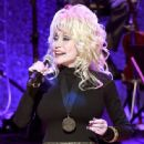 Dolly Parton performs onstage during the 2016 Medallion Ceremony at Country Music Hall of Fame and Museum on October 16, 2016 in Nashville, Tennessee - 445 x 600