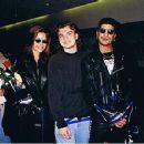 Renee Suran and Slash - 432 x 352