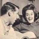 Kathy Lennon and Mahlon Clark