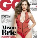 Alison Brie Gq Mexico Magazine March 2015