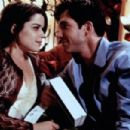 Neve Campbell and Dylan McDermott