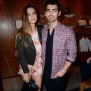 Joe Jonas and Blanda Eggenschwiler - 454 x 681