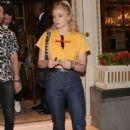 Sophie Turner – Leaving the Ritz Club in London