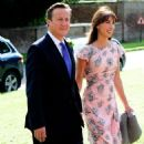 David Cameron and Samantha Cameron - 454 x 780