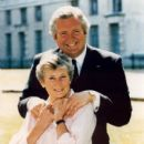 Dinah Sheridan and her son, The Rt. Hon. Sir Jeremy Hanley - 400 x 585
