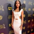 Karrueche Tran 42nd Annual Daytime Emmy Awards In Burbank