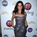 Ana Ortiz - Ugly Betty Gala At Capitale At MBFWNY, 13 February 2010