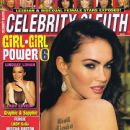 Megan Fox - Celebrity Sleuth Magazine Cover [United States] (March 2010)