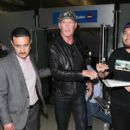 David Hasselhoff is seen at LAX on April 12, 2016 - 400 x 600