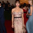Rashida Jones' Jubilant Night at the 2012 Met Ball