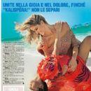 Elena Santarelli, Melissa Satta - Chi Magazine Pictorial [Italy] (9 November 2011) - 424 x 566