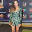 Paulina Goto- Univision's Premios Juventud 2015- Red Carpet - 400 x 600