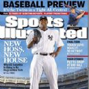 CC Sabathia - Sports Illustrated Magazine Cover [United States] (12 April 2009)
