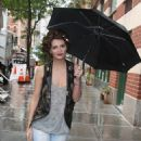 Mischa Barton - Set Of The Beautiful Life, 2009-08-28