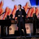 Scotty McCreery performed at the taping for the 2011 Country Christmas held at the Bridgestone Arena, November 10, in Nashville