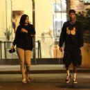 Kylie Jenner – Night out in Calabasas - 454 x 439